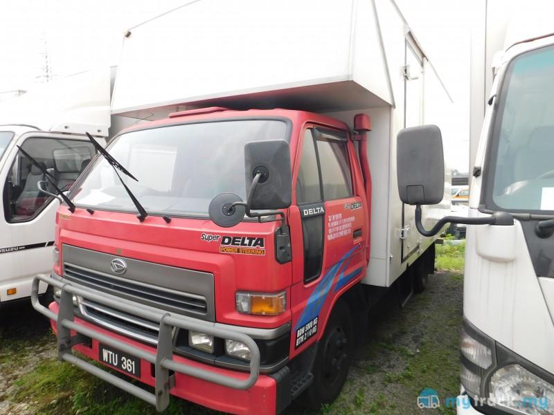 #8207 - 2010 Daihatsu DELTA V116 5,000kg