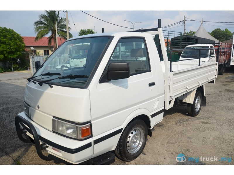 #8295 - 2010 Nissan PGC22 STEEL BODY 2,100kg