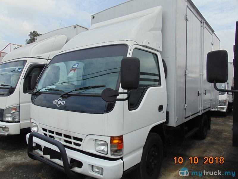 #6768 - 2010 Hicom MTB 150 DX 5,000kg